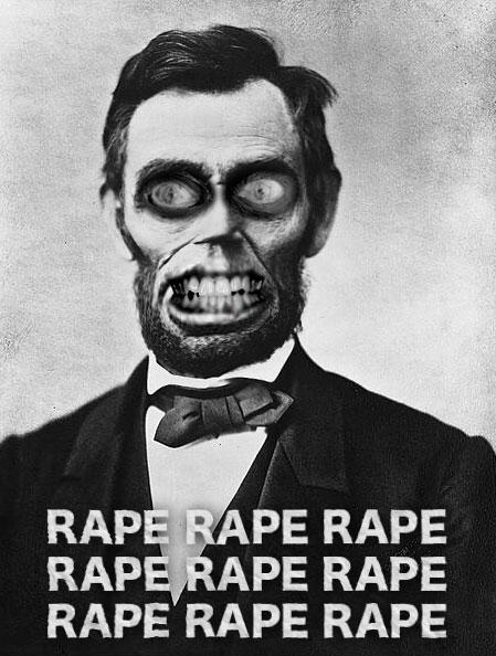 Zombie Rapist In Chief