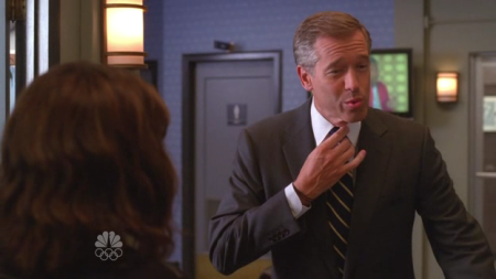 Hey everyone, let's be friends with Brian Williams, k?